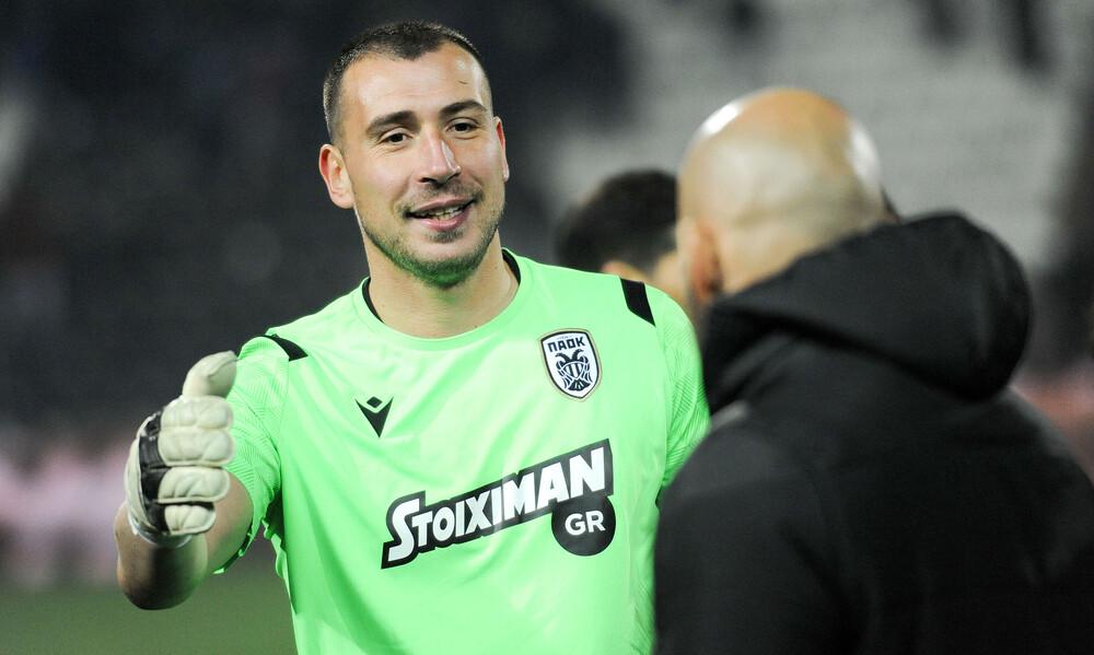 Ζίφκοβιτς: «Βγαίνω με την άδεια της Αστυνομίας για άθληση»