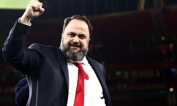 Ολυμπιακός: Βγήκε νικητής από τη «μάχη» με τον κορονοϊό ο Μαρινάκης