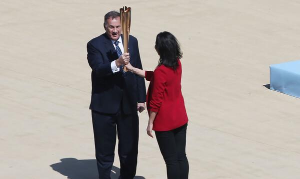 Καπράλος: «Επιβεβλημένη η αναβολή των Ολυμπιακών Αγώνων»