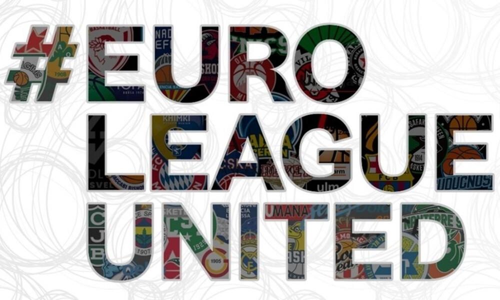 Euroleague: Παγκόσμια εκστρατεία κατά του κορονοϊού (video)