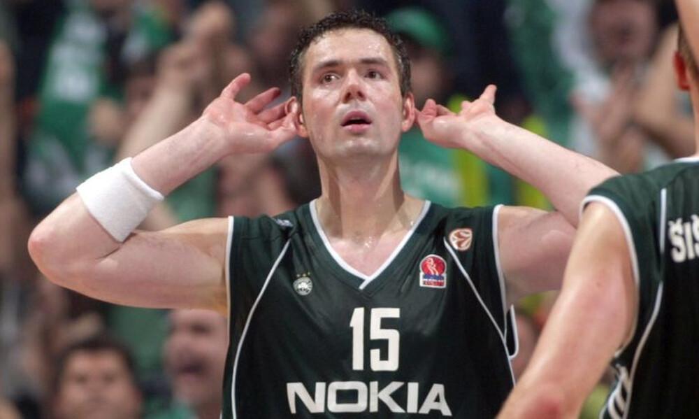 Όταν ο Τομάσεβιτς έδειχνε τα… αυτιά του σε τελικό Euroleague (video)