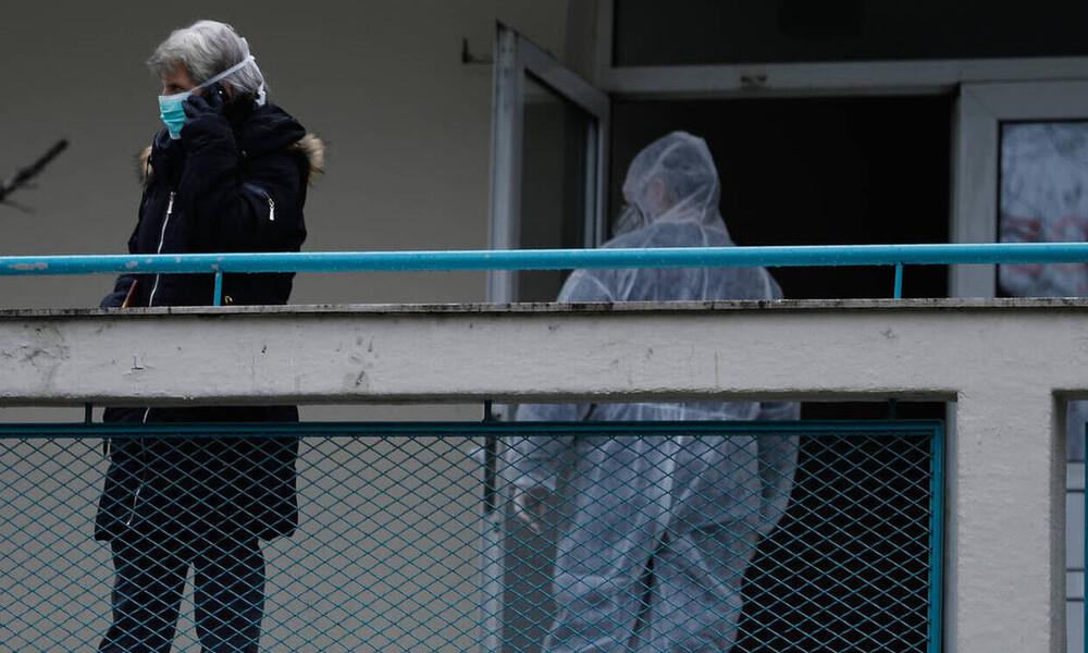 Κορονοϊός: 24 οι νεκροί στην Ελλάδα - Κατέληξε 64χρονος από τη Δαμασκηνιά