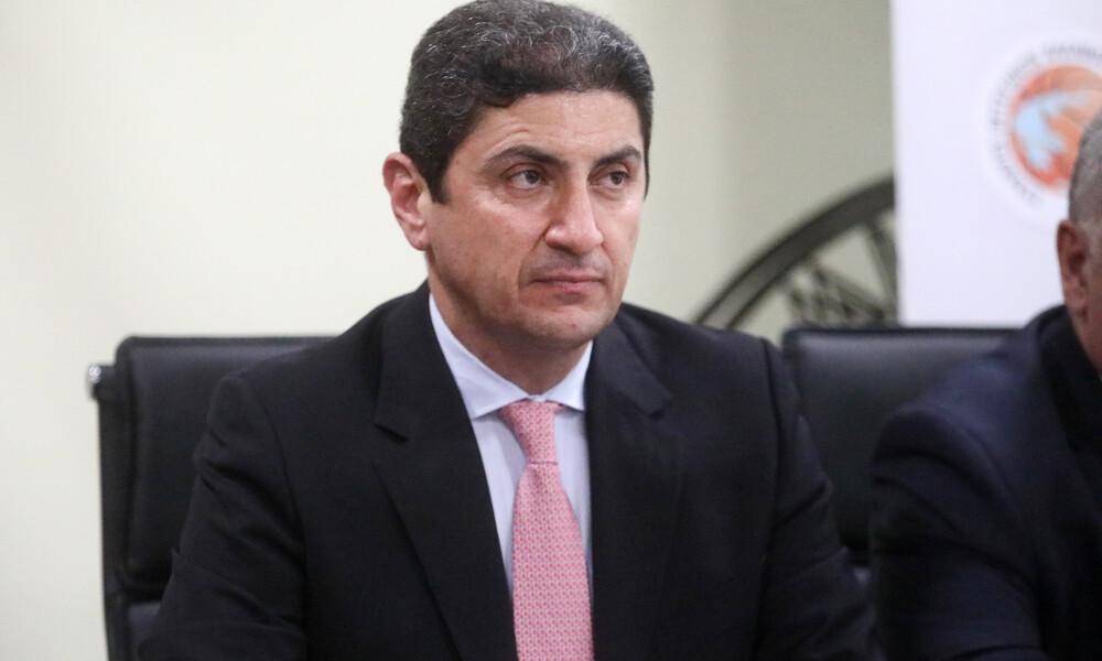 Αυγενάκης: «Πρώτη φορά στη χώρα η ελληνική Πολιτεία στηρίζει εμπράκτως όλο το αθλητικό οικοδόμημα»