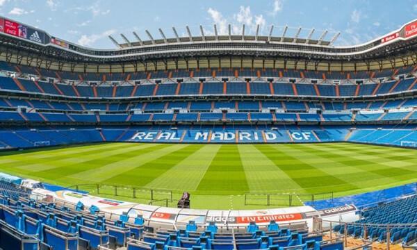 Κορονοϊός: Παραχωρεί το «Μπερναμπέου» η Ρεάλ Μαδρίτης