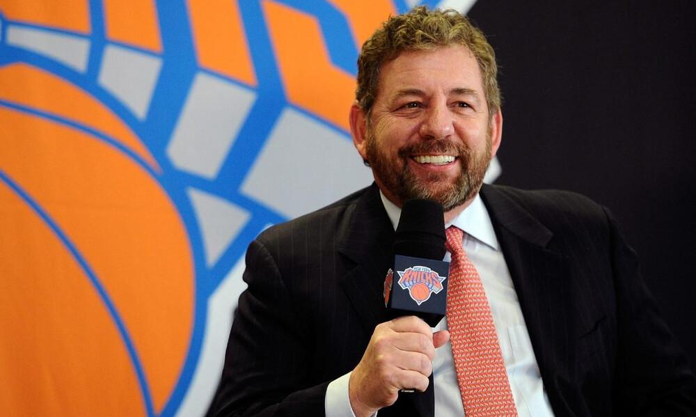 NBA: Θετικός στον κορονοϊό ο ιδιοκτήτης των Νικς