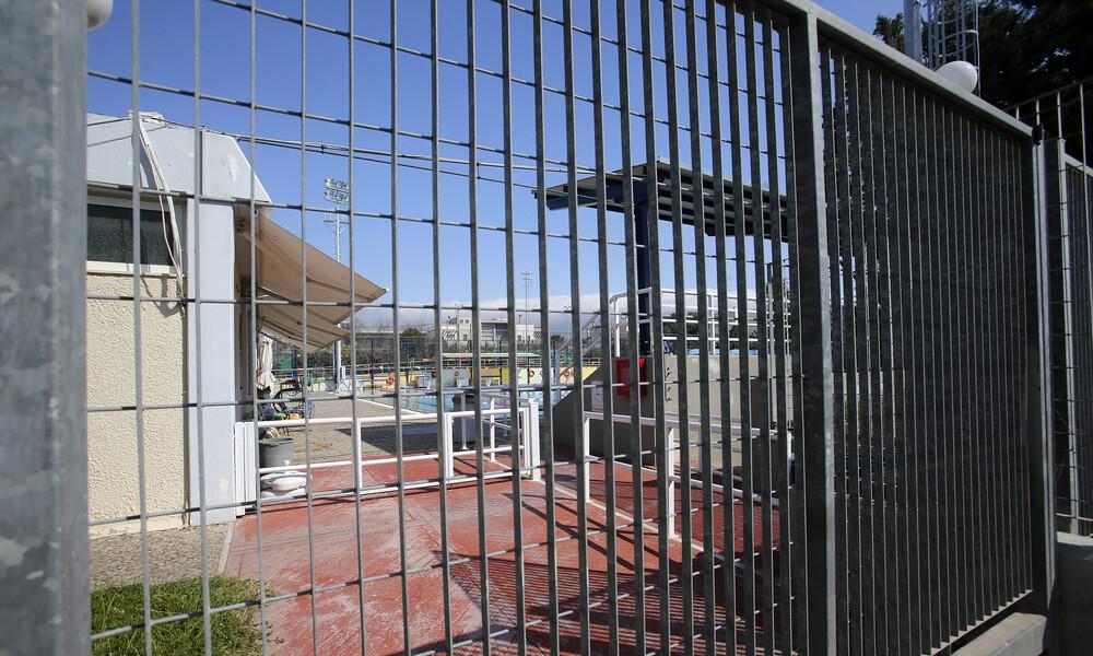 Κορονοϊός: Παρατείνεται το λουκέτο στις αθλητικές εγκαταστάσεις