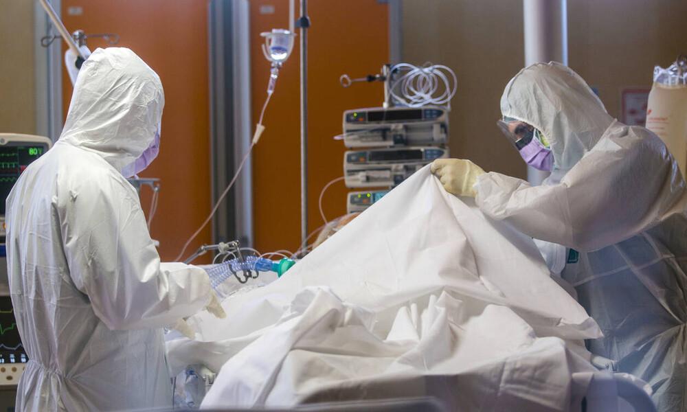 Κορονοϊός: Πρώτος θάνατος στη Μυτιλήνη - Νεκρή 76χρόνη που νοσηλευόταν