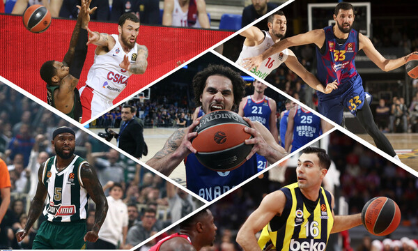 Ευρωλίγκα: Οι κορυφαίες εμφανίσεις της σεζόν!
