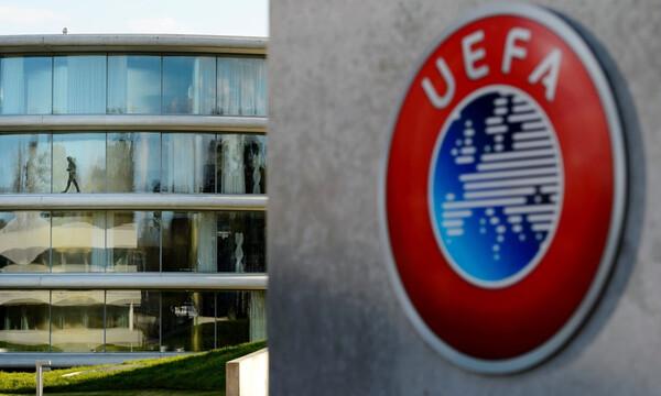 UEFA: Τελικοί κεκλεισμένων των θυρών
