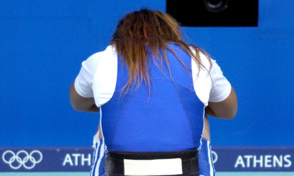 Θετικό το δείγμα Ελληνίδας αθλήτριας