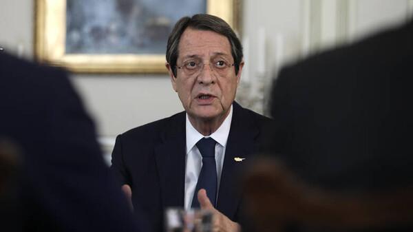 Κύπρος - Αναστασιάδης: Χρέος μας η απελευθέρωση και επανένωση της χώρας