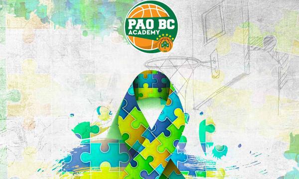 PAO BC Academy: Το μήνυμα για την Παγκόσμια Ημέρα Αυτισμού