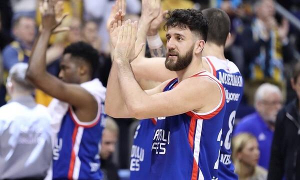 Μίτσιτς: «Αγαπημένος μου παίκτης ο Διαμαντίδης, πάντα με ενθουσίαζε»