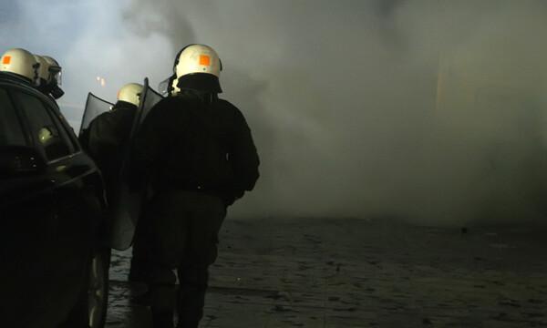 Κορονοϊός: Ποια καραντίνα; Οπαδοί πλακώθηκαν στη Θεσσαλονίκη