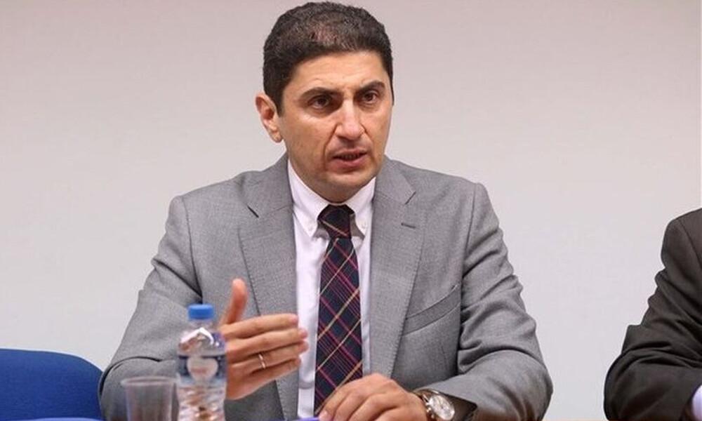 Αυγενάκης: «Στενή και τακτική η συνεργασία με τον WADA»