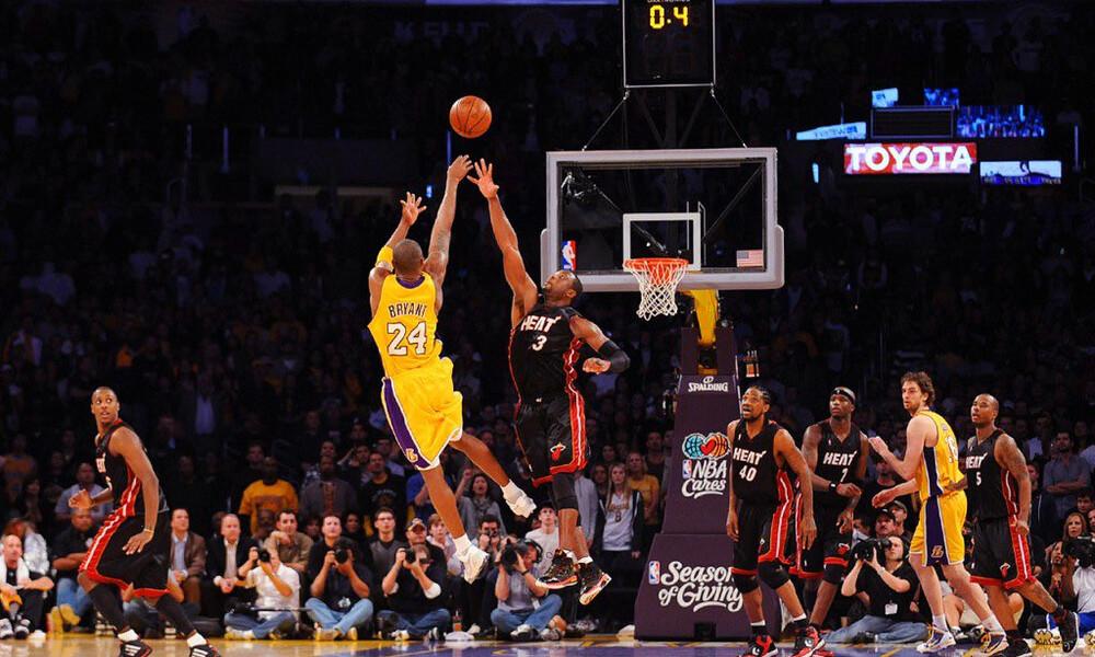 Κόμπι Μπράιαντ: Το top 10 του θρύλου στο NBA (video)