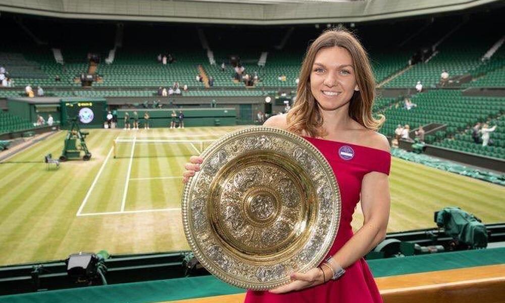 Χάλεπ: «Θα είμαι η κάτοχος του Wimbledon τουλάχιστον για 2 χρόνια»