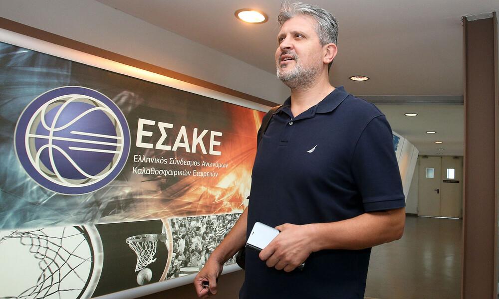 Πανταζόπουλος: «Αυστηροί κανόνες στο επόμενο πρωτάθλημα»!