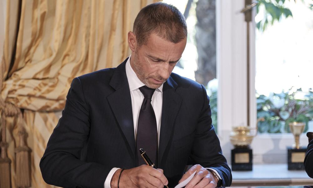 Κορονοϊός: Διαψεύδει για 3 Αυγούστου η UEFA, υπό μελέτη η επανεκκίνηση