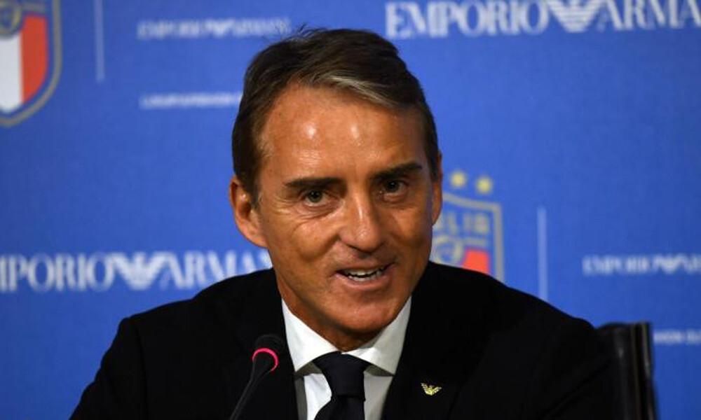 Μαντσίνι: «Καλή για μας η αναβολή του Euro 2020»