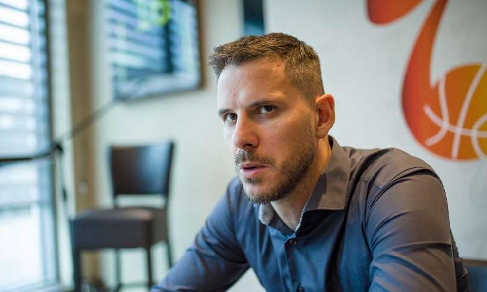 Euroleague: Απαισιόδοξος για τη σεζόν ο Νάχμπαρ