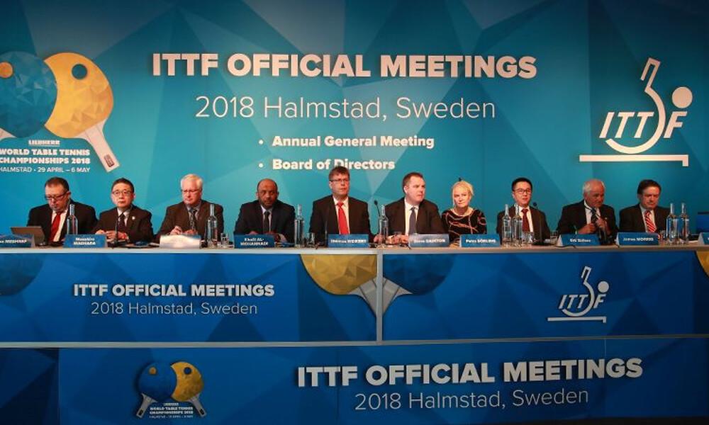 Κορονοϊός: Νέες ημερομηνίες για το Παγκόσμιο πρωτάθλημα πινγκ πονγκ 2020