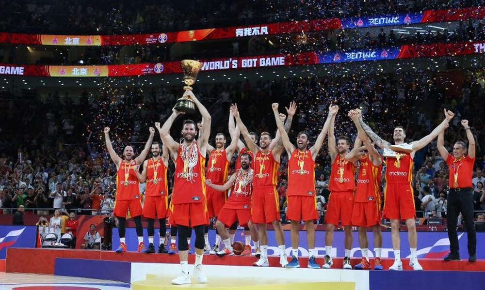 Το ντοκιμαντέρ της Παγκόσμιας Πρωταθλήτριας Ισπανίας (video)