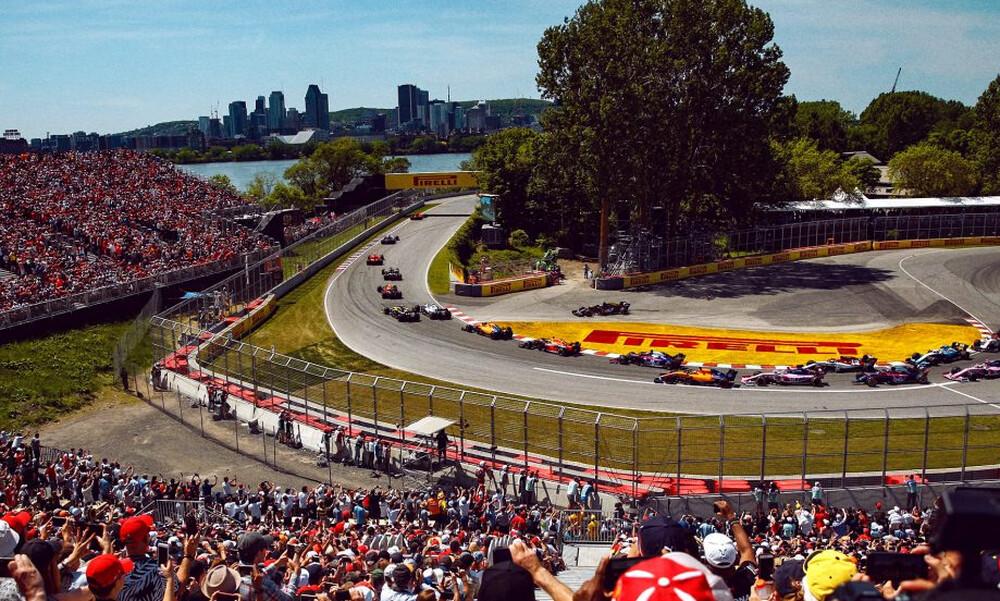Formula 1: Αναβλήθηκε το γκραν πρι του Καναδά