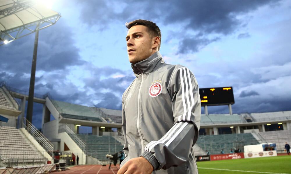 Κούτρης: «Θα γυρίσω δυνατός και θα παίξω πάλι στον Ολυμπιακό»