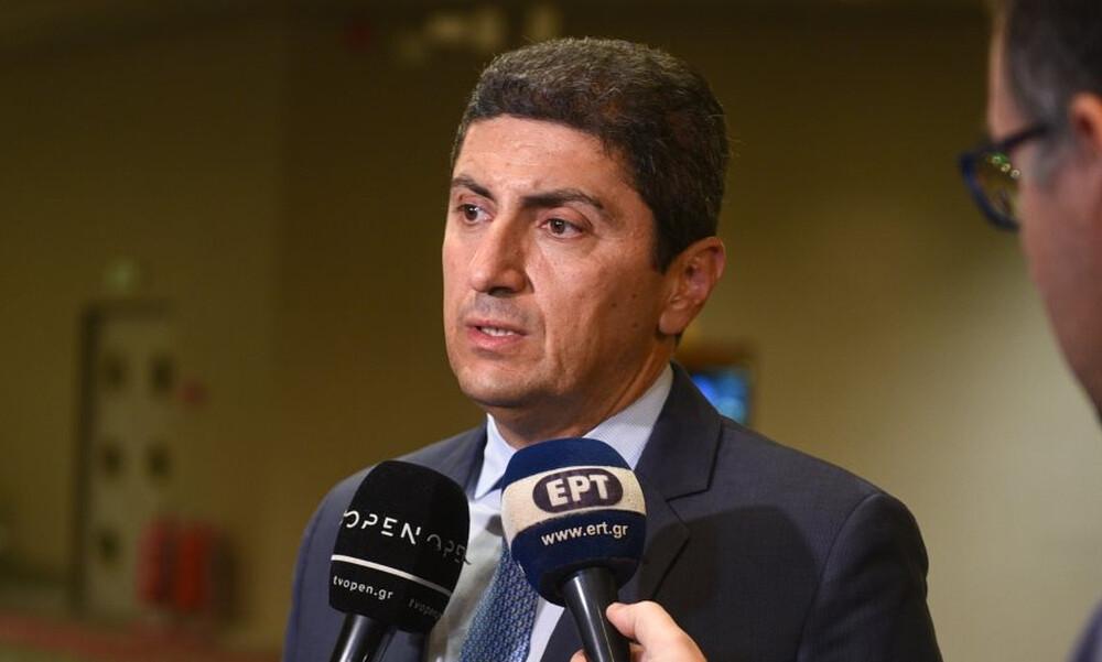 Αυγενάκης: «Τα ερασιτεχνικά πρωταθλήματα το πιο πιθανό είναι να μην προχωρήσουν»