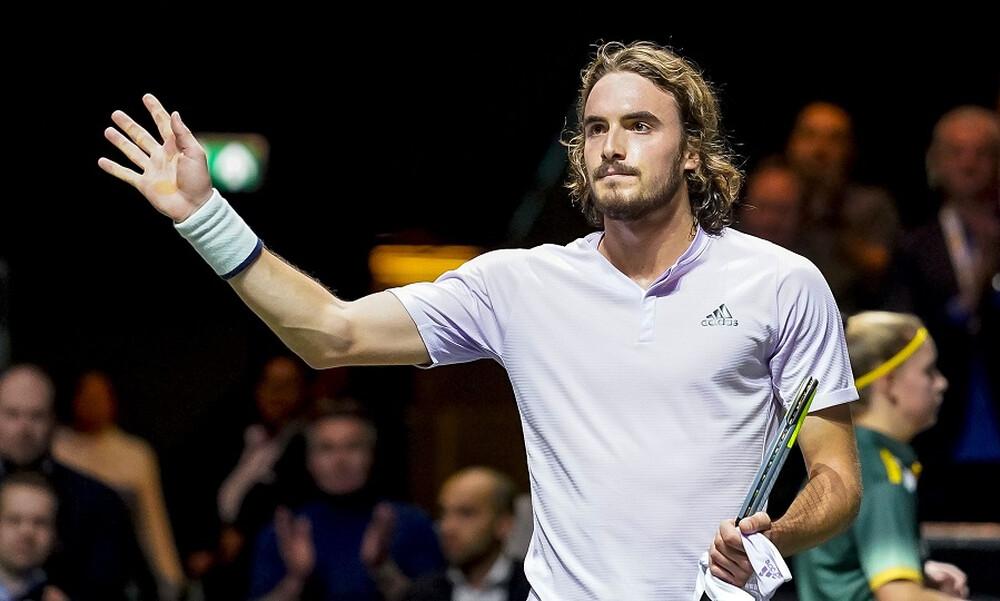 Στέφανος Τσιτσιπάς: Σκληρή δουλειά, για ένα Grand Slam (video)