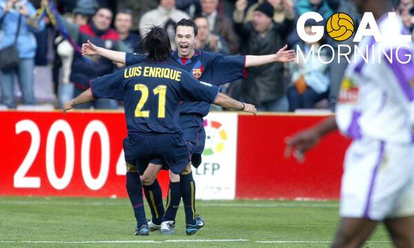 Μπαρτσελόνα: Το πρώτο γκολ του Ινιέστα στη La Liga (video)