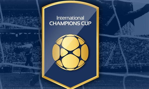Κορονοϊός: Ακυρώθηκε το International Champions Cup