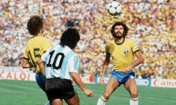 Ο κορονοϊός «ένωσε» την Εθνική Βραζιλίας του 1982