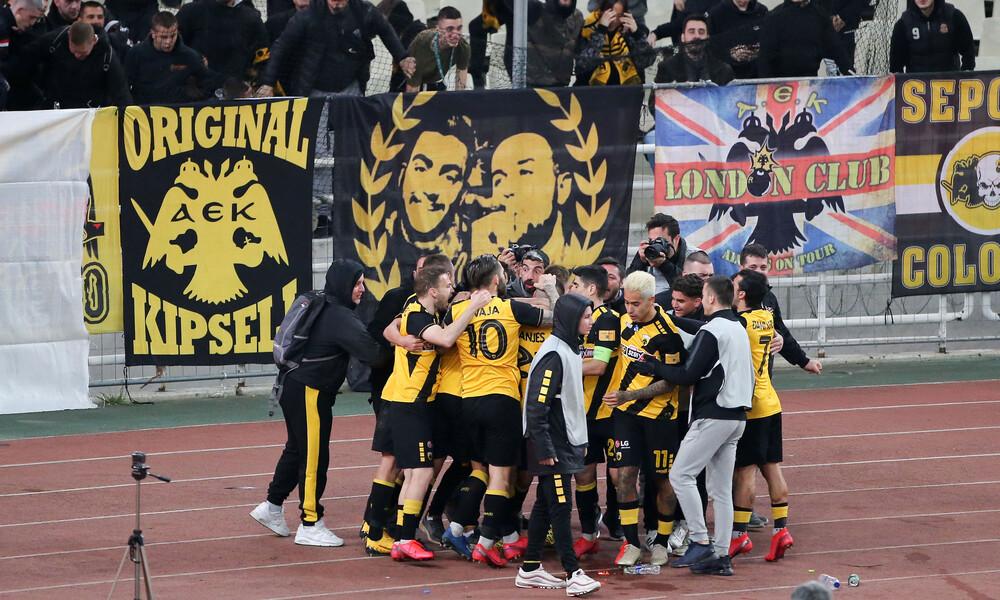ΑΕΚ: Όλα τα «κιτρινόμαυρα» γκολ της σεζόν (video)