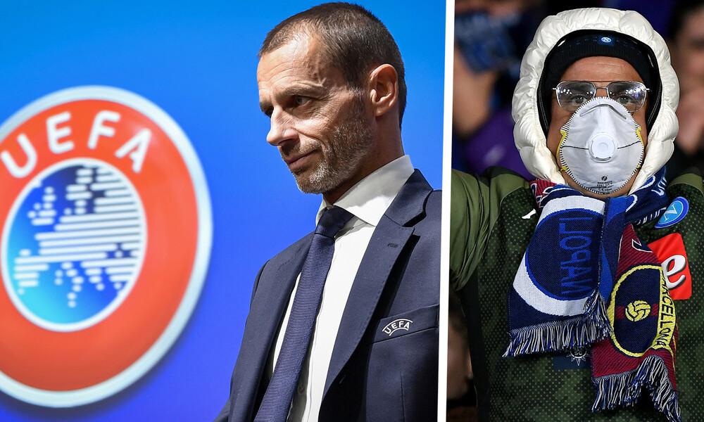 «Άδειασε» τον πρόεδρο της UEFA ο πρωθυπουργός της Σλοβενίας: «Εγκληματική απόφαση»!