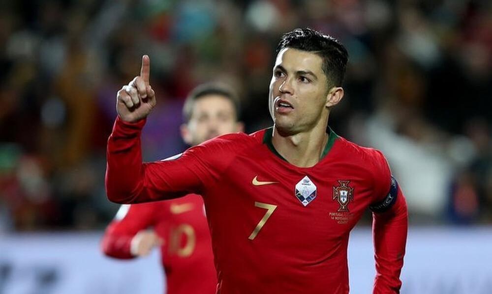 Τρομερός Κριστιάνο: Ενισχύει με τους Πορτογάλους διεθνείς το ερασιτεχνικό ποδόσφαιρο
