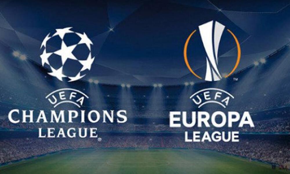 Kορονοϊός: Το νέο σενάριο επανέναρξης για Champions League και Europa League