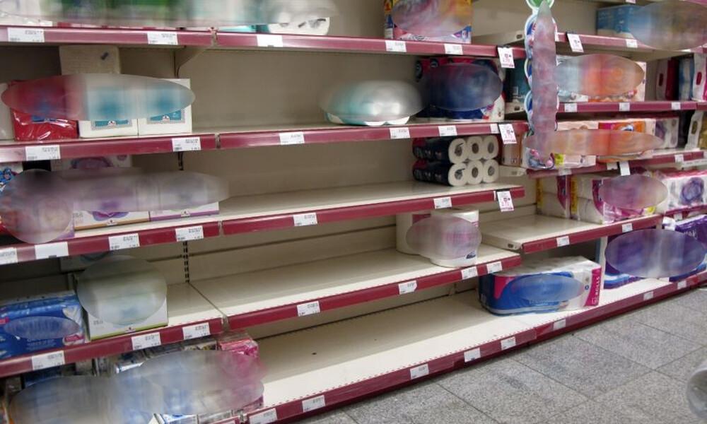 Κορονοϊός: Το προϊόν που εξαφανίζεται από τα σούπερ μάρκετ, ειδικότερα τη Μεγάλη Εβδομάδα