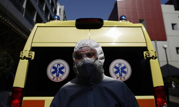 Κορονοϊός: Στους 101 οι νεκροί στην Ελλάδα - Κατέληξε γυναίκα στο ΝΙΜΤΣ