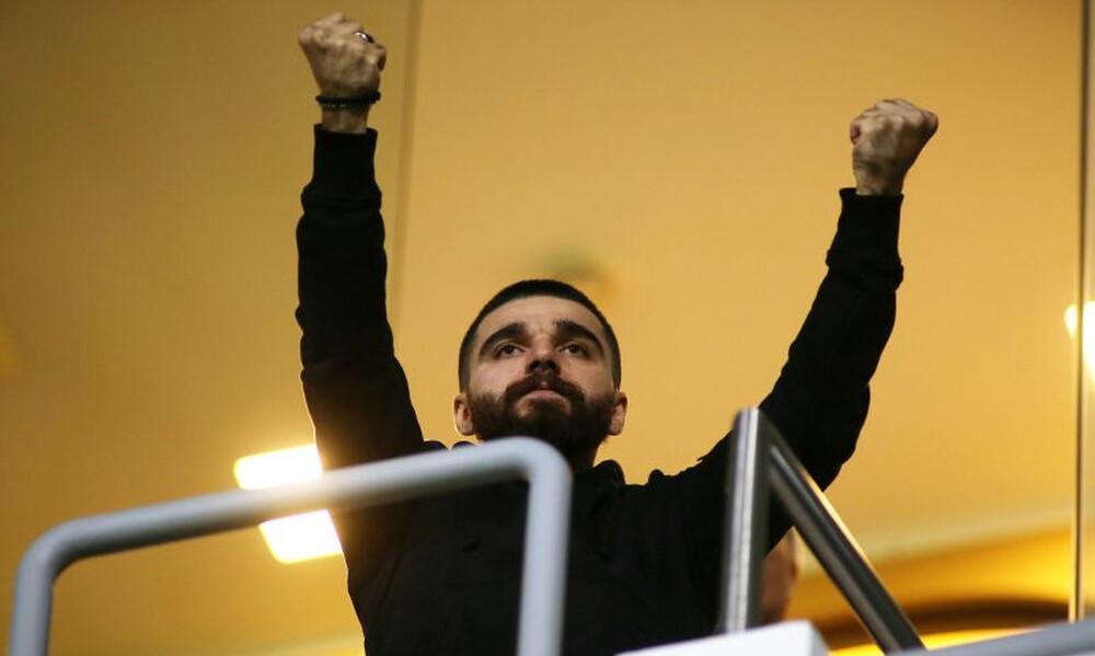 ΠΑΟΚ: Η αντίδραση Σαββίδη μετά την απόρριψη της έφεσης (photo)