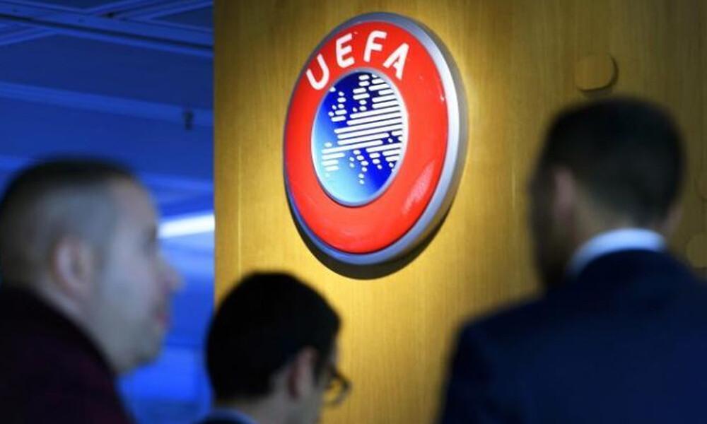 Κορονοϊός: Στις 23/4 η τηλεδιάσκεψη της UEFA για το μέλλον των πρωταθλημάτων