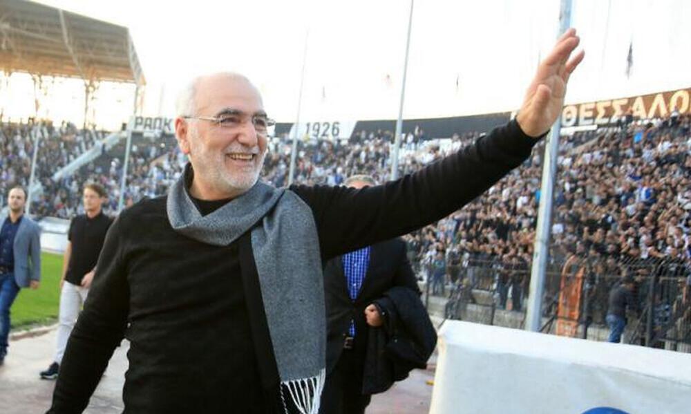 ΠΑΟΚ: Οι εντολές του Ιβάν Σαββίδη μετά την απόρριψη της έφεσης