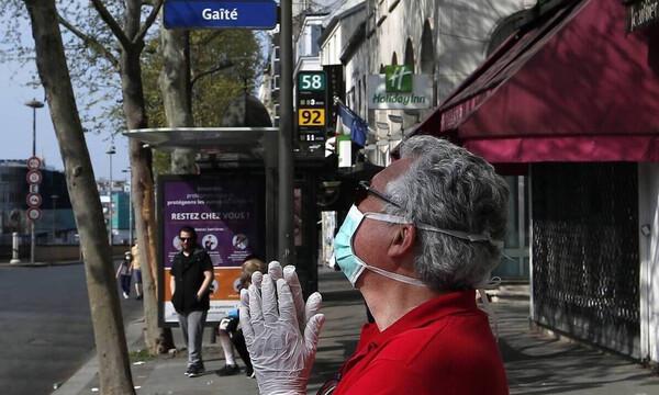 Κορονοϊός Γαλλία: Μόνο θάνατος! 1.438 νεκροί σε μία ημέρα