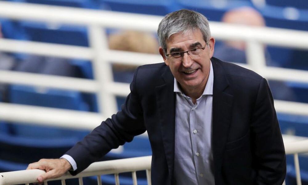 Μπερτομέου: «Η Euroleague θα αρχίσει ξανά, μόνο όταν δεν θα υπάρχει ρίσκο»