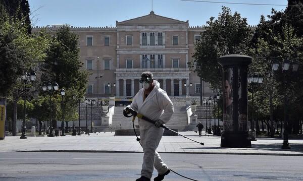 Κορονοϊός: 105 νεκροί στην Ελλάδα - 15 νέα κρούσματα - 2.207 στο σύνολο