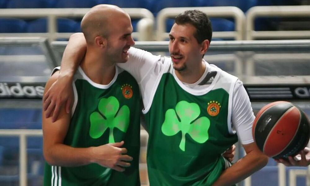 Euroleague: Με… τριπλό Καλάθη και Διαμαντίδη οι no look πάσες της δεκαετίας (video)