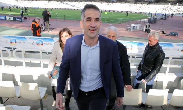 Μπακογιάννης: «Σύντομα θα μπορεί να προχωρήσει το γήπεδο του Παναθηναϊκού»