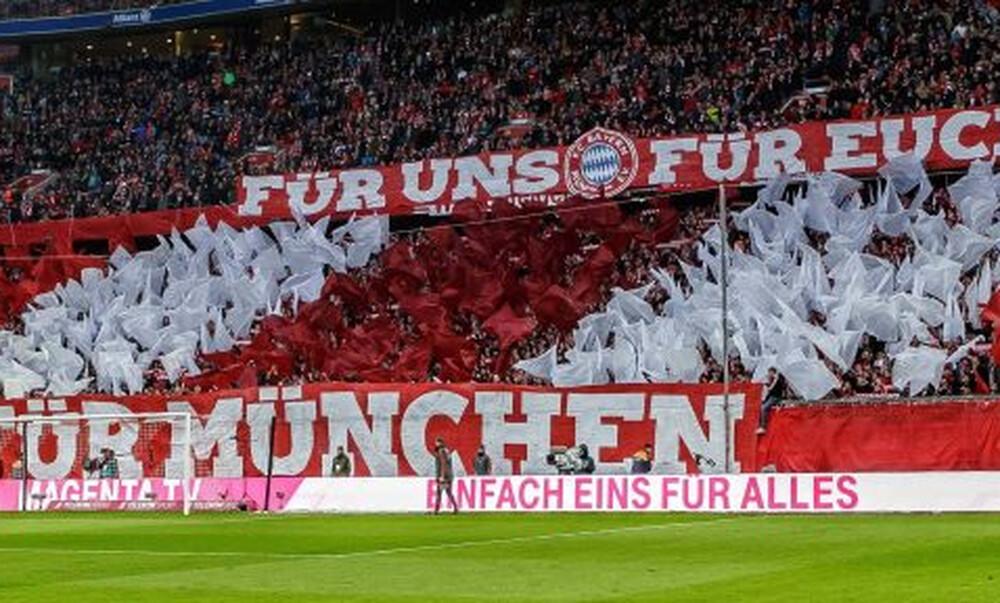 Κορονοϊός: Κατά της επανέναρξης της Bundesliga οι οπαδοί της Μπάγερν (photos)