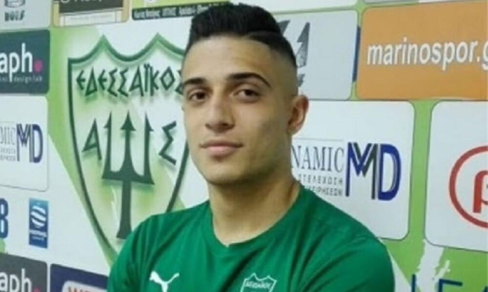 Αβραμίδης: «Όνειρο μου να γίνω επαγγελματίας ποδοσφαιριστής»